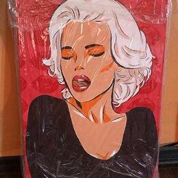 """Картины, постеры, гобелены, панно - Картина на холсте """"Монро"""", 0"""