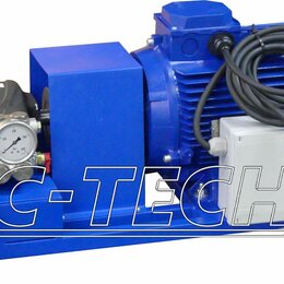 Мойки высокого давления - Моноблок высокого давления 250 бар, 15 л/мин C-TECH, 0
