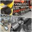 Гантельный ряд, гантели 120кг. Произв-во и др.вес по цене 19200₽ - Аксессуары для силовых тренировок, фото 0