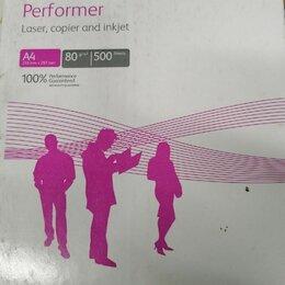 Бумага и пленка - Бумага офисная xerox performer 003r90649 a4 80 г м 500 листов, 0