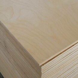 Древесно-плитные материалы - Фанера ФК 2440х1220х12 мм 4/4 нешлифованная, 0