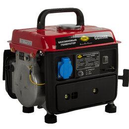 Электрогенераторы и станции - Бензиновый генератор DDE GG950Z, 0