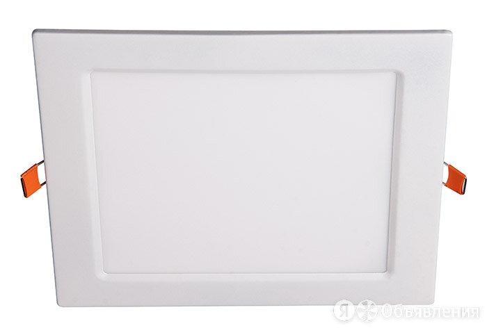 Светильник светодиодный встраиваемый ДВО LED даунлайт 15Вт PPL-S 1000Лм 4000K... по цене 406₽ - Встраиваемые светильники, фото 0