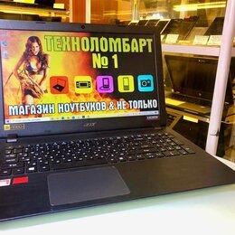 Ноутбуки - Как Новый Full HD Acer A4-2.4Ghz/ DDR4/  AMD Radeon 530, 0
