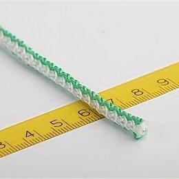 Аксессуары и комплектующие - Шнур вязаный д 5мм 20м, цветной, 0