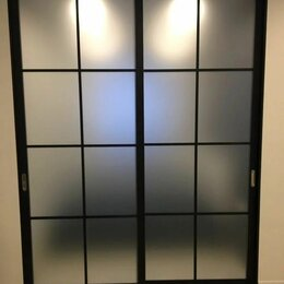 Шкафы, стенки, гарнитуры - Купе створки - перегородка , 0