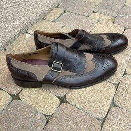 Туфли - Новые кожаные туфли, 0