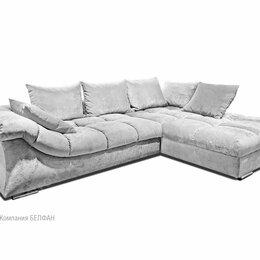 """Диваны и кушетки - """"Лаунж"""" диван с оттоманкой; нераскл.; правый; Tula 03+Mega 15 (гр.Т6/МТХ), 0"""