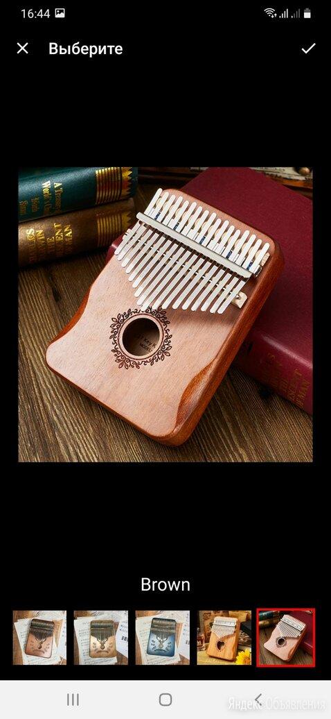 Музыкальный инструмент калимба по цене 1500₽ - Щипковые инструменты, фото 0