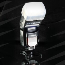 Фотовспышки - Вспышка Polaroid PL190N Nikon // 1386 💡💡💡💡📸 , 0