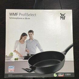 Сковороды и сотейники - Новая сковорода 28см WMF ProfiSelect, 0