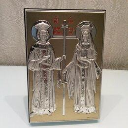 Иконы - Икона святые Елена и Константин , 0