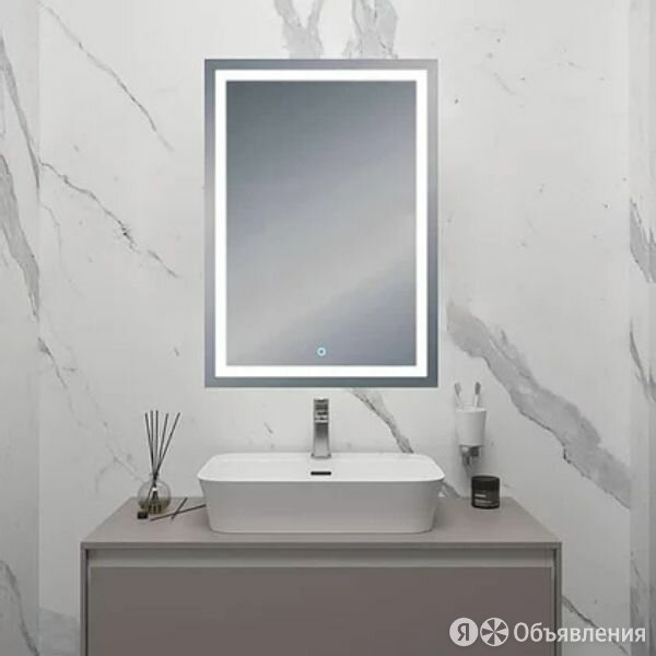 Зеркало 900*1200 Crystalint 01-00315-05 по цене 11200₽ - Зеркала, фото 0