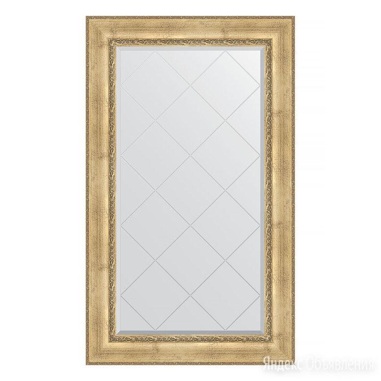 Зеркало с гравировкой в багетной раме - состаренное серебро с орнаментом 120 ... по цене 18928₽ - Мебель для кухни, фото 0