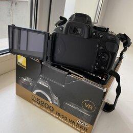 Фотоаппараты - Никон 5200 , 0