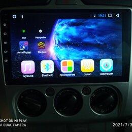 Автоэлектроника и комплектующие - Магнитола 2 din на андроид для Форд фокус 2, 0