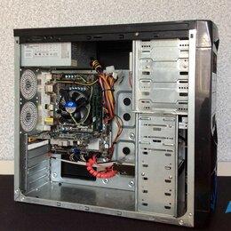 Настольные компьютеры - Системный блок 2 ядра 2.9GHz/4gb/видеокарта 1Gb, 0