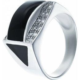 Комплекты - Element47 кольцо серебро вес 10,03 вставка эмаль, фианит арт. 742421, 0