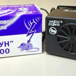 Отпугиватели и ловушки для птиц и грызунов - Электронный отпугиватель крыс грызунов Тайфун ЛС 800 средство защиты, 0