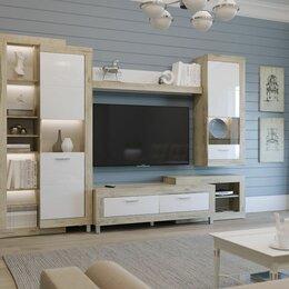Шкафы, стенки, гарнитуры - Гостиная Генезис, 0