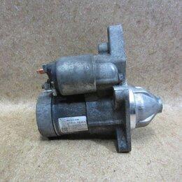 Электрика и свет - Стартер Nissan Tiida C11 2007 1.6 HR16DE МКПП 23300EE00A, 0