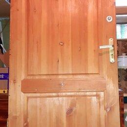 Межкомнатные двери - Дверь массив 2000х800  б/у, 0