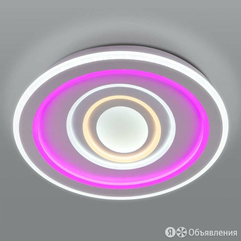 Потолочный светодиодный светильник Eurosvet Coloris 90214/1 по цене 16600₽ - Люстры и потолочные светильники, фото 0