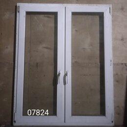 Готовые конструкции - Пластиковое окно (б/у) 1500(в)х1220(ш), 0