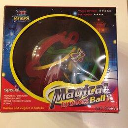 Развивающие игрушки - Шар лабиринт magical intellect ball 100 шагов, 0