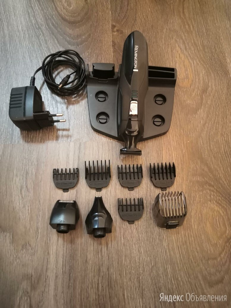 Триммер Remington PG6030 по цене 1500₽ - Машинки для стрижки и триммеры, фото 0