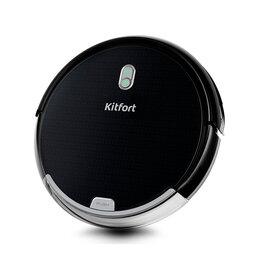 Роботы-пылесосы - Робот-пылесос KITFORT KT-533 , 0