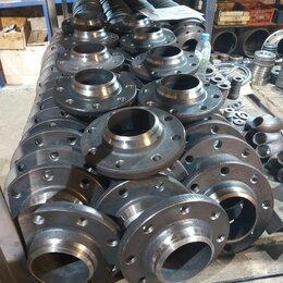 Запорная арматура - Фланцы стальные воротниковые 100-16-11-1-В, 0