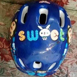 Спортивная защита - Детский защитный шлем, 0