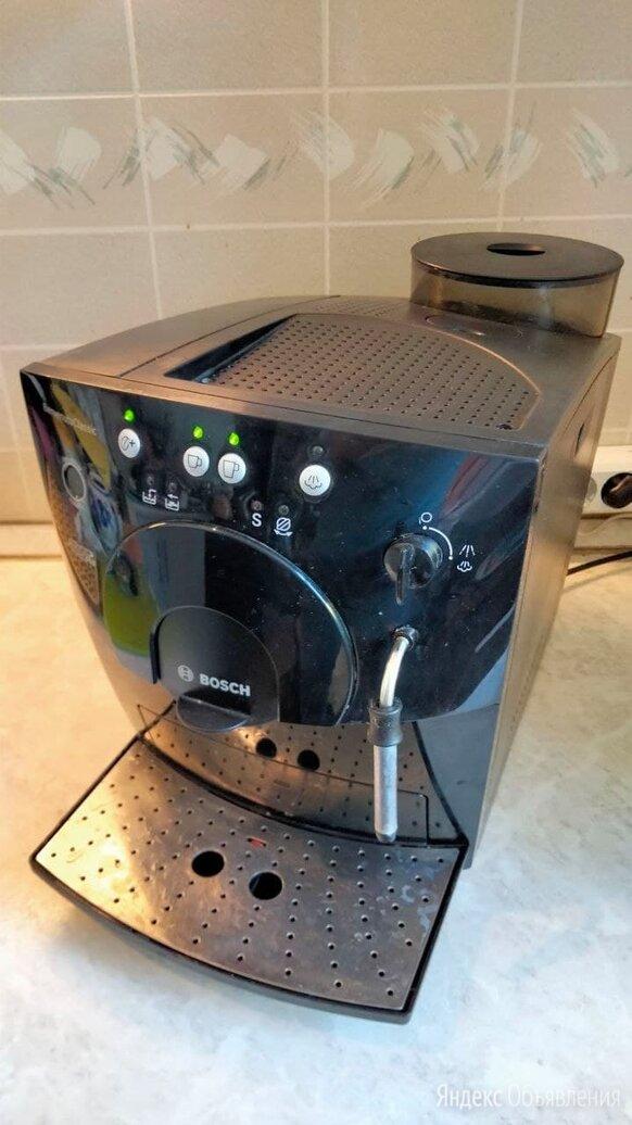 Кофемашина Bosch BenvenutoClassic TCA5309 по цене 10000₽ - Кофеварки и кофемашины, фото 0