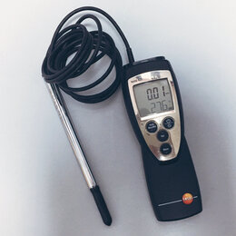 Аксессуары и комплектующие - Анемометр Testo 425, 0