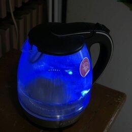 Электрочайники и термопоты - Чайник электрический scarlet SC EK27G47, 0