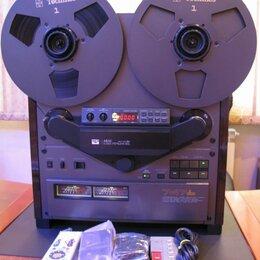 Музыкальные центры,  магнитофоны, магнитолы - Катушечный магнитофон Akai GX-747dbx, 0