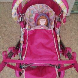 Аксессуары для кукол - Коляска с Малышом , 0