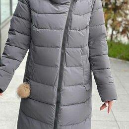 Пальто - Женское зимнее пальто р-ры 48-58, 0