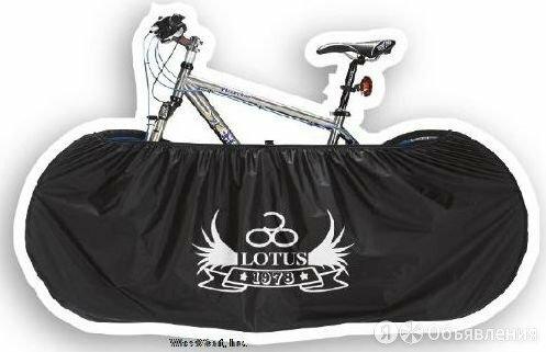 Чехол LOTUS для переноски/храниния велосипеда A-116B в сумочке черный 6-116 по цене 2219₽ - Прочие аксессуары и запчасти, фото 0