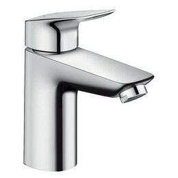 Краны для воды - Hansgrohe Смеситель для раковины Hansgrohe Logis 100 71100000, 0