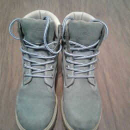 Ботинки - Ботинки кожаные женские Excavator, 0