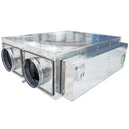 Системы центрального кондиционирования - Приточновытяжная вентиляционная установка Globalvent CLIMATE-PACKAGE 031 E Мо..., 0