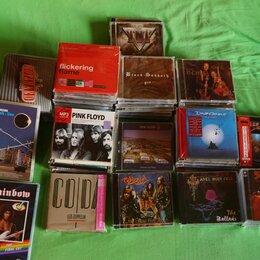 Музыкальные CD и аудиокассеты - Богатая коллекция альбомов мировых исполнителей, 0