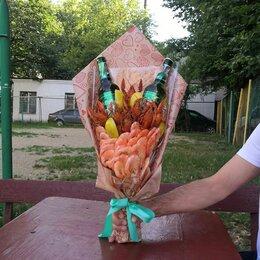 Цветы, букеты, композиции - Букет с креветками и раками , 0