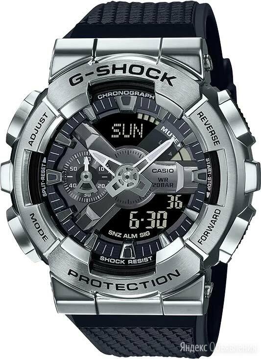 Наручные часы Casio GM-110-1AER по цене 20690₽ - Наручные часы, фото 0