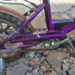 Велосипеды - Велосипед четырехколесный Пегас, 0