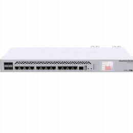 Проводные роутеры и коммутаторы - Маршрутизатор MikroTik CCR1036-12G-4S, 0