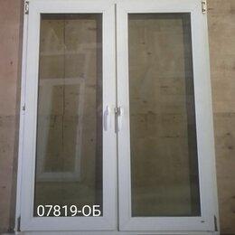 Готовые конструкции - Пластиковое окно (б/у) 1570(в)х1290(ш), 0