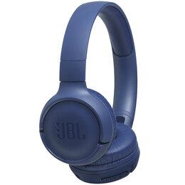Наушники и Bluetooth-гарнитуры - Наушники накладные Bluetooth JBL Tune 590BT Blue, 0